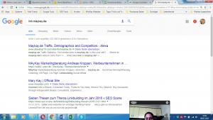 Google zeigt Dir Deine Backlinks