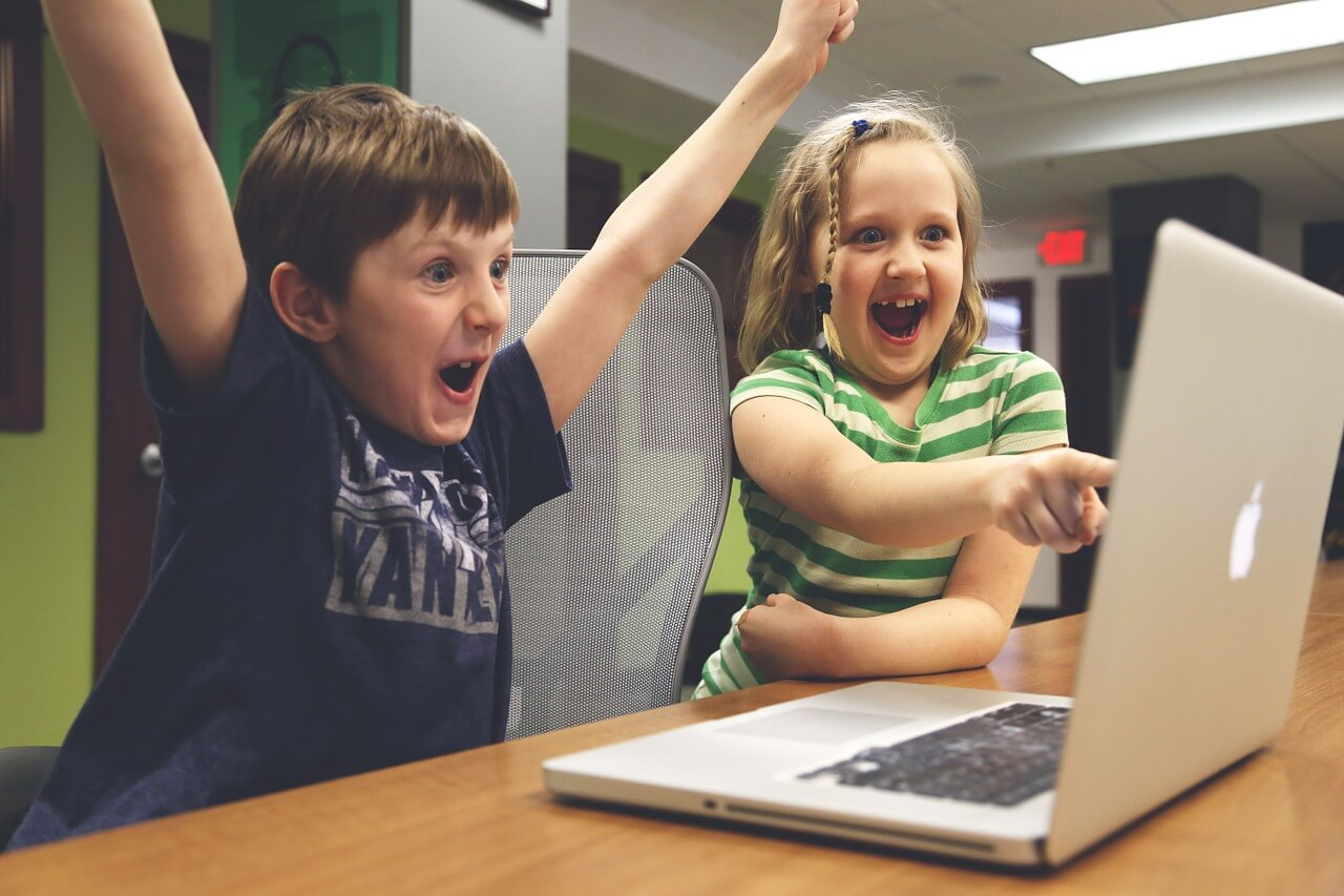 Online business aufbauen geht schon früh