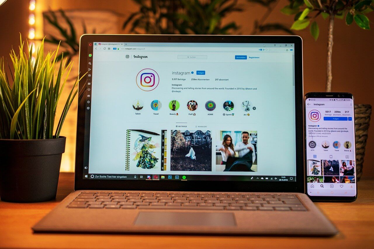 Mehr Kunden mit Online Marketing auf Instagram