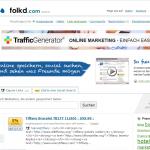 Backlinks auf Social Bookmarks erstellen mit Folkd