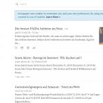 Backlinks auf Social Media erstellen mit Instapaper